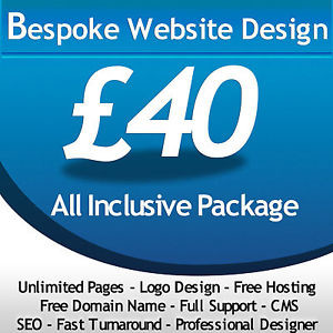 Cheap Web Design Example Banner