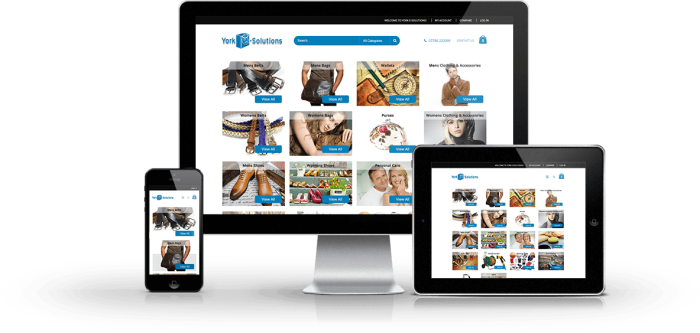 York eSolutions eCommerce Web Design